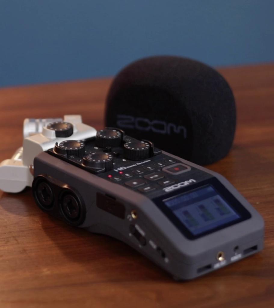 zoom microfoon